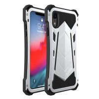 Чехол R-Just Armor Ghost Warrior Waterproof для Apple iPhone XR Silver
