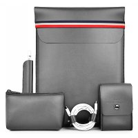 Чехол WiWU 5в1 Elite Protect Set для Macbook Air/Pro 13 Gray