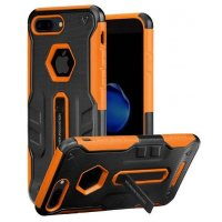 Чехол Nillkin Defender 4 Series Armor-border iPhone 7. 7 plus / 8.8 plus Orange