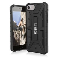 Urban Armor Gear (UAG) Navigator Case for iPhone 7. iPhone 8 Black