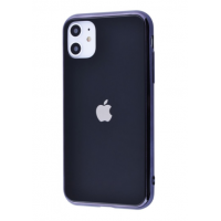 Чехол Glass iPhone case для iPhone 11 Black