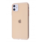 Чехол Baseus Simple для iPhone 11 Gold