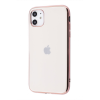 Чехол Silicone iPhone case для iPhone 11 Gold