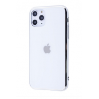 Чехол Glass iPhone case для iPhone 11 Pro White