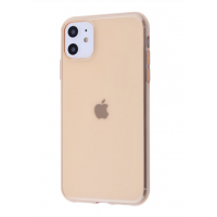 Чехол Baseus Simple для iPhone 11 Pro Max Gold