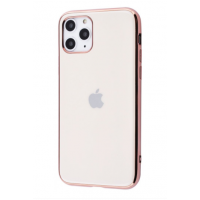 Чехол Silicone iPhone case для iPhone 11 Pro Max Gold