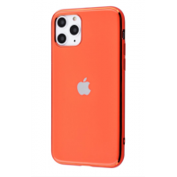 Чехол Silicone iPhone case для iPhone 11 Pro Max Orange