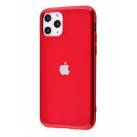 Чехол Silicone iPhone case для iPhone 11 Pro Max Red