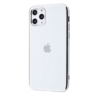 Чехол Silicone iPhone case для iPhone 11 Pro Max White