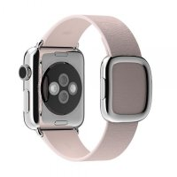 Браслет Pink Modern Buckle for Apple Watch 38/40mm