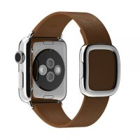 Браслет Brown Modern Buckle for Apple Watch 42/44mm