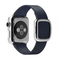 Браслет Blue Modern Buckle for Apple Watch 38/40mm