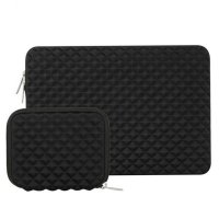 Чехол Mosiso Lycra Soft Sleeve for MacBook Air 13 / Pro 13 - Black