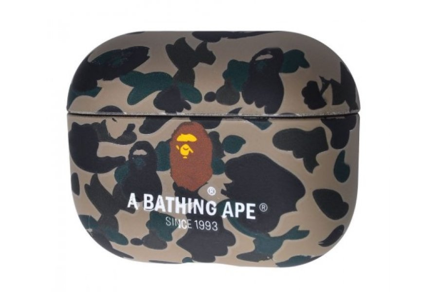 Чехол IMD Brand Case for AirPods Pro Khaki Green