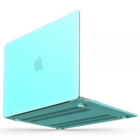 Чехол Crystal Case для Apple Macbook Air 11,6/13,3 и Pro 13,3/15,4 Tiffany