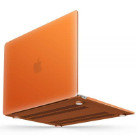 Чехол для Apple MacBook Air 11,6/13,3 и Pro 13,3/15,4 Orange