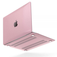 Чехол Rose Gold Hard для Macbook Air/Pro 13