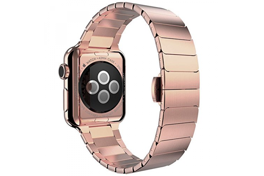 Браслет Link for Apple Watch 42/44mm Rose Gold