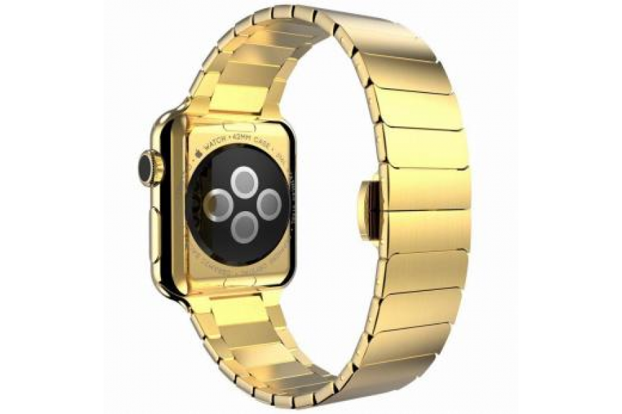 Браслет Link for Apple Watch 38/40mm Gold