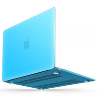 Чехол Crystal Case для Apple New MacBook 12-inch Retina Голубой