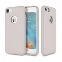 Чехол для iPhone 7/8 Rock Silicone Case - Pink