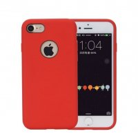 Чехол для iPhone 7/8 Rock Silicone Case - Red