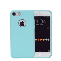 Чехол для iPhone 7/8 Rock Silicone Case - Blue