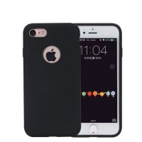 Чехол для iPhone 7/8 Rock Silicone Case - Black
