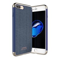 Чехол Usams Elegant для iPhone 7/8 Blue