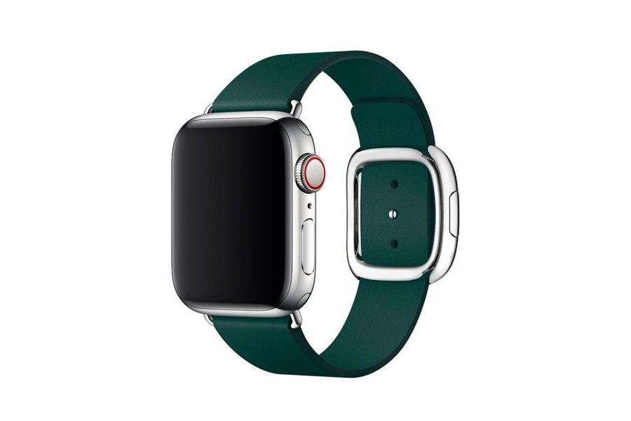 Браслет Green Modern Buckle for Apple Watch 38/40mm