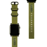Ремешок UAG Nato Strap (Olive Drab) для Apple Watch 44/42mm