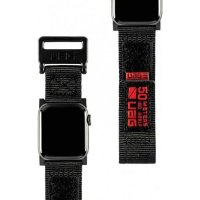 Ремешок UAG Active Strap Black для Apple Watch 42/44mm