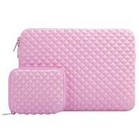 Чехол Mosiso Lycra Soft Sleeve for MacBook Air 13 / Pro 13 Pink