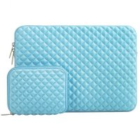 Чехол Mosiso Lycra Soft Sleeve for MacBook Air 13 / Pro 13 Sky Blue