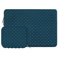 Чехол Mosiso Lycra Soft Sleeve for MacBook Air 13 / Pro 13 Green