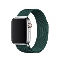 Браслет Apple Watch 42/44mm Milanese Loop Green