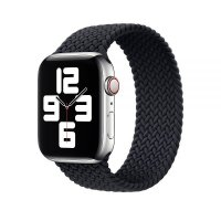 Ремешок для Apple Watch 42/44mm Braided Solo Loop Black