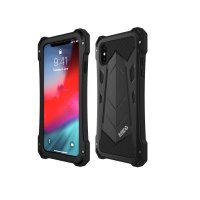 Чехол R-Just Grey Armor Ghost Waterproof for Apple iPhone XS Max