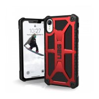 Чехол UAG Monarch Case для iPhone Xr Crimson